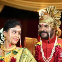 Ranada and Anjali Marriage