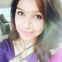 Rasika Sunil Marathi Look