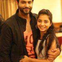 Rishi Saxena & Sayali Sanjeev