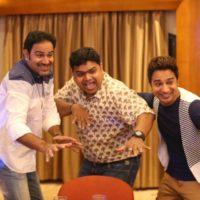 Sachin Deshpande, Sameer Khandekar & Bikhil Raut