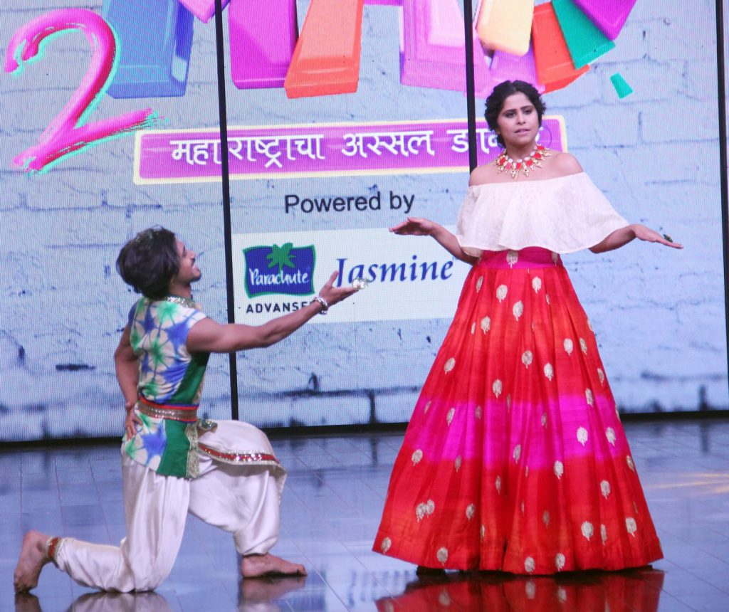 Sai Tamhankar to appear on the sets of 2 MAD for Gudhi Padwa