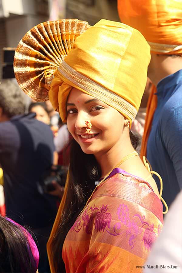 Sayali Sanjeev Marathi Actress Biodata Photos Wiki Gauri
