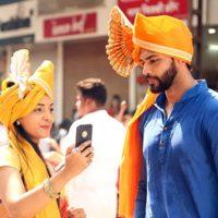 Sayali Sanjeev & Rishi Saxena