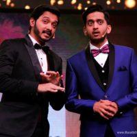 Shreyas Talpade and Amey Wagh Maharashtracha Favourite Kon