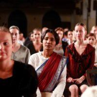 Tannishtha Chatterjee at University - Dr Rakhmabai Movie