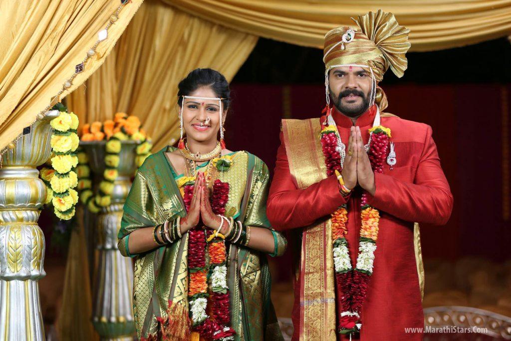 Tujyat Jeev Rangala Marriage HD Photos