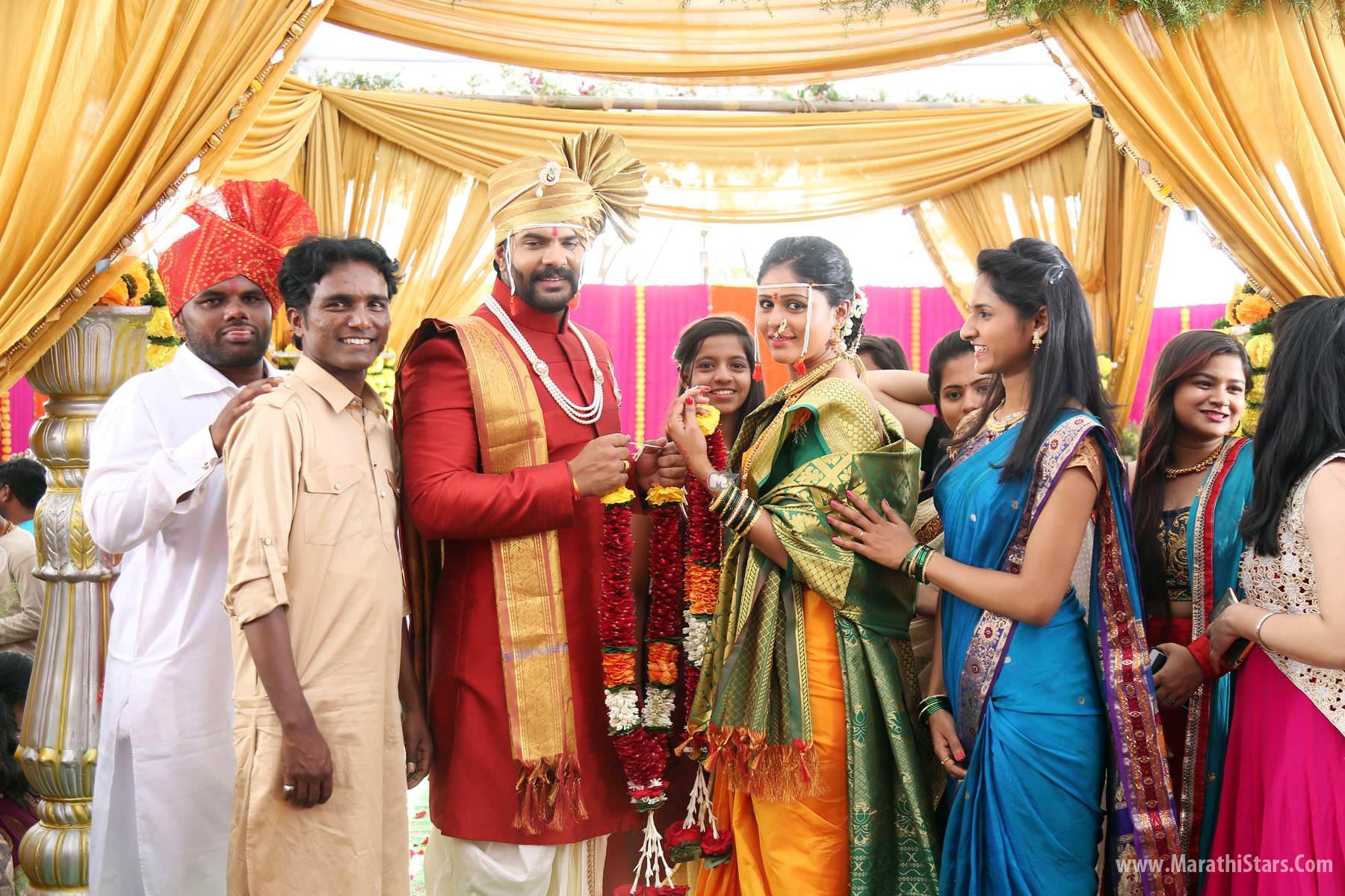 tujhyat jiv rangala zee marathi serial cast wiki actor