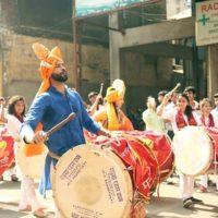 Zee marathi Dhol Tasha Photos