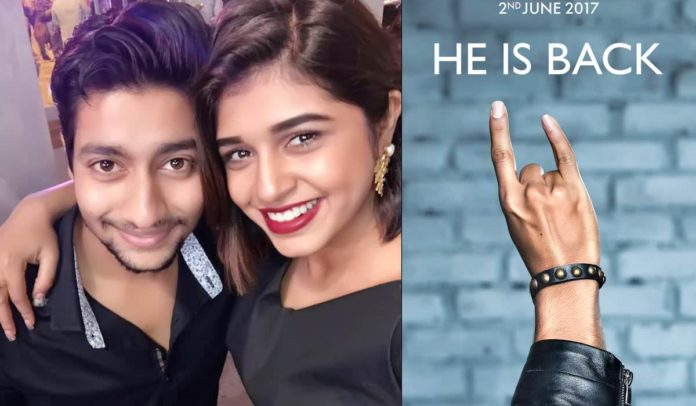 Aakash Thosar is Back with FU Mahesh Manjrekar wraps up FU Shooting