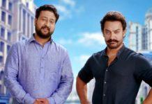 Aamir Khan & Jitendra Joshi - Paani Foundation Tufaan Aalaya