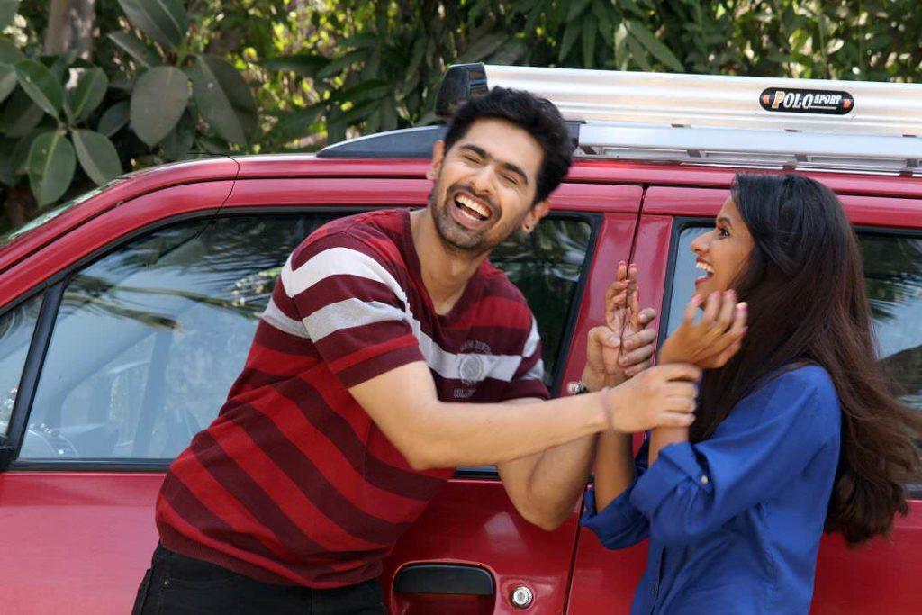 Aroh Welankar & Ashwini Kasar Samarpan Actors Prem He