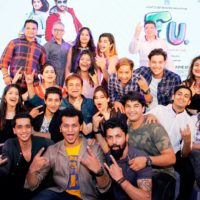 FU Team at Music Launch