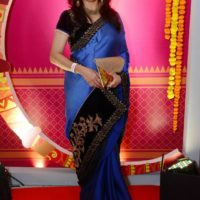 Kishori Shahane Colors Marathi party Photos
