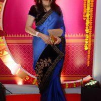 Kishori Shahane Colors Marathi party Photos