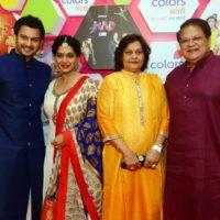 Mahesh Kothare Family