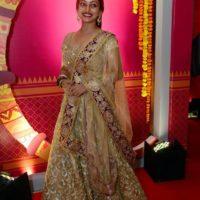 Manasi Naik Colors Marathi party Photos