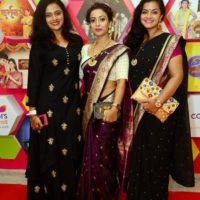Marathi Actress at Colors Marathi Party Photos