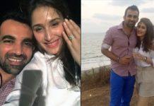 Marathi Mulgi Sagarika Ghatge Gets Engaged to Cricketer Zaheer Khan!