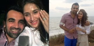 Marathi Mulgi Sagarika Ghatge Gets Engaged to Cricketer Zaheer Khan!
