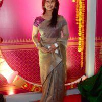 Mrunal Dusanis Colors Marathi Pary Photo