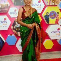 Mrunmayee Deshpande Colors Marathi party Photos
