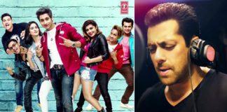 Salman Khan Marathi Song Gachhi, Listen FU Movie Songs