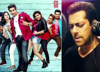 Salman Khan Marathi Song Gachhi, Listen FU Movie Songs