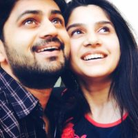 Shashank Ketkar and Priyanka Dhavale