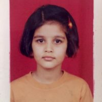 Vaidehi Parshurami Childhood Photo