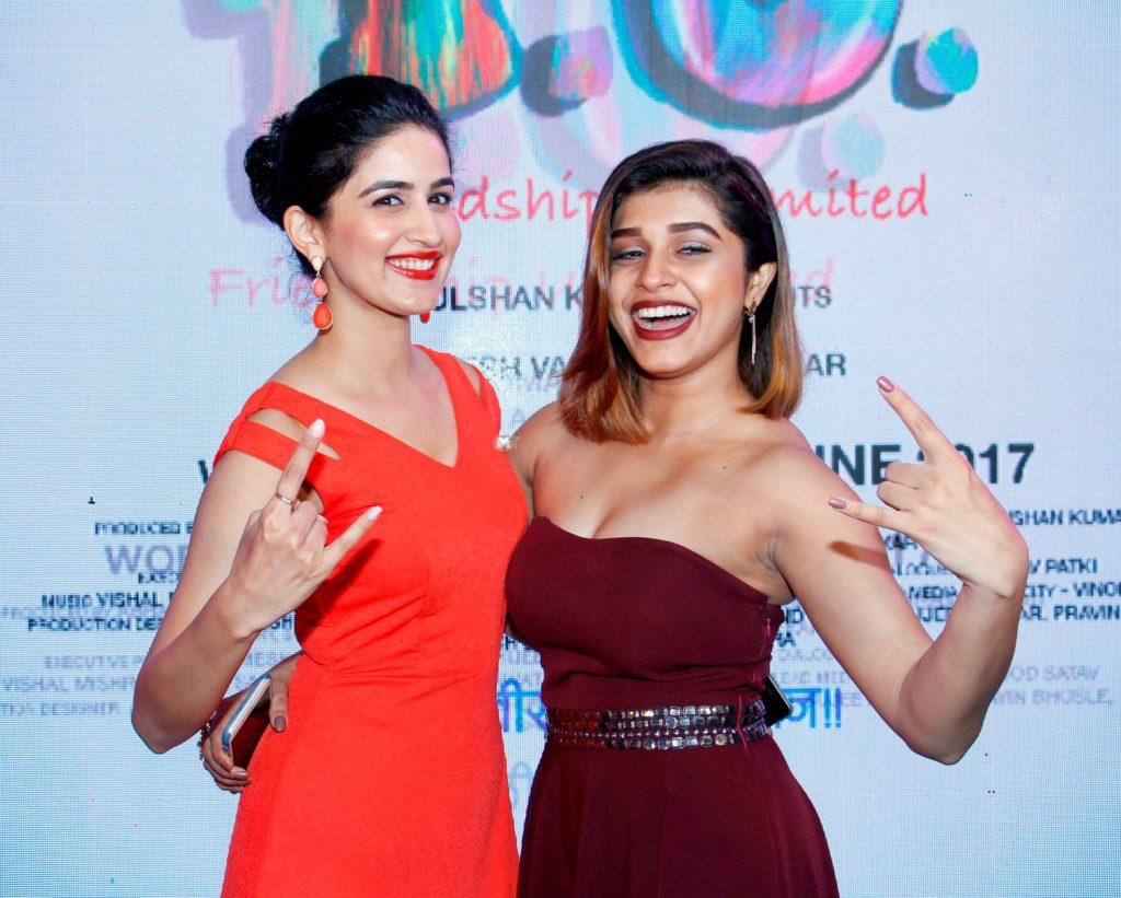 Vaidehi Parshurami & Sanskruti Balgude