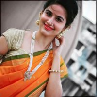 Vaidehi Parshurami Saree Photos