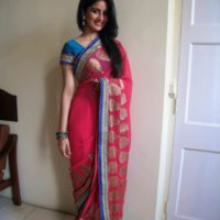 Vaidehi Parshurami Unssen Photos in Saree