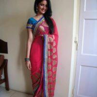 Vaidehi Parshurami Unssen Photos in Saree