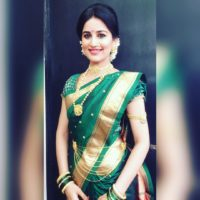 Vaidehi Parshurami in Saree Photos