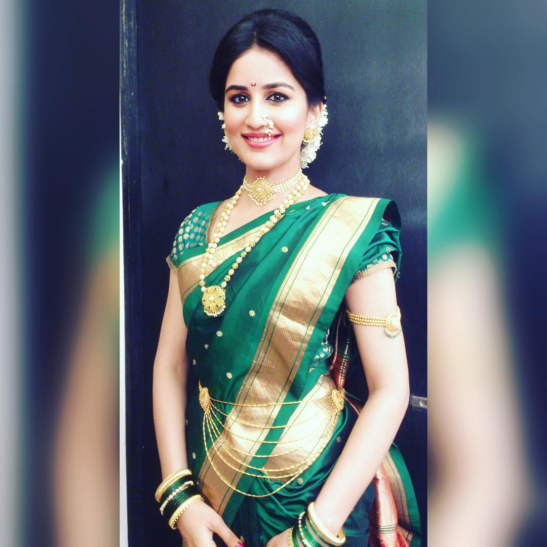 Vaidehi Parshurami Marathi Actress Photo Bio Wiki ...