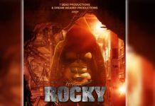 Action Thriller Rocky Muhurat - Upcoming Marathi Film