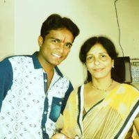 Ajay Naik His Mother
