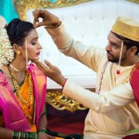 Akshaya Gurav Bhushan Wani MarriageAkshaya Gurav Bhushan Wani Marriage