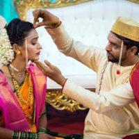 Akshaya Gurav Bhushan Wani MarriageAkshaya Gurav Bhushan Wani Marriage