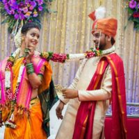 Akshaya Gurav Marriage Photo