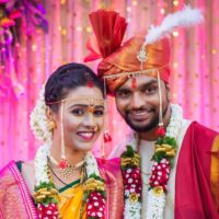Akshaya Gurav Marriage Photos