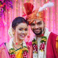 Akshaya Gurav Marriage Photos