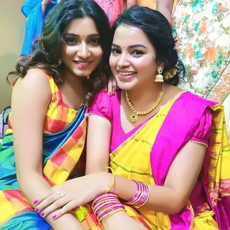 Gauri nalawade & iteeksha Tawde