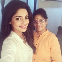 Pooja Sawant With Her Mother