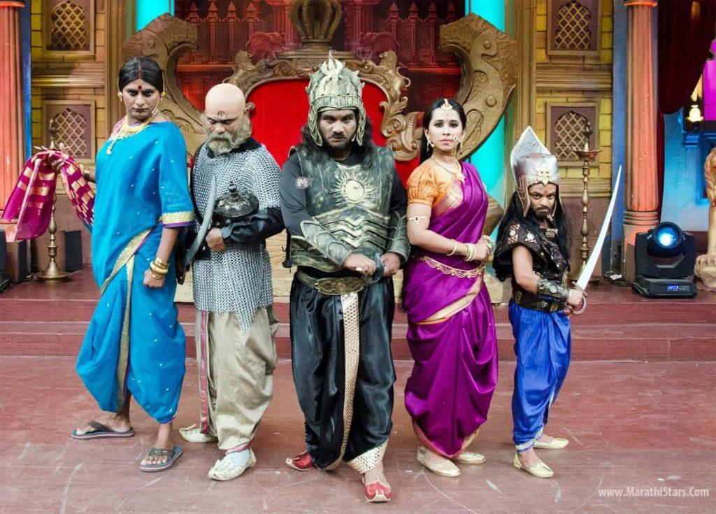 Bahubali Episode - Chala Hawa Yuevu Dya StarCast Photo