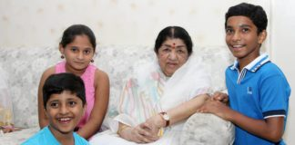 Lata Didi releases a new song from Andyacha Funda