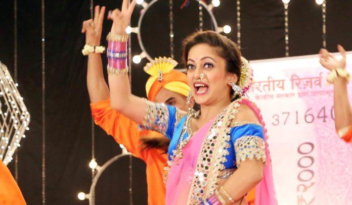 Manasi Naik is Don Hazarachi Gulabi Note in Prema Marathi Movie