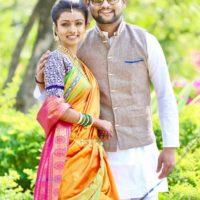 Mayuri Deshmukh Aashutosh Bhakre Marriage Photos