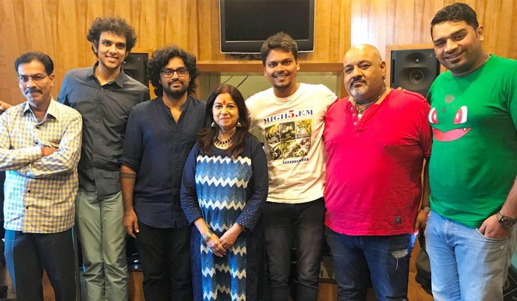 Rekha Bharadwaj Sings an 'Angai Geet' for Lapachhapi