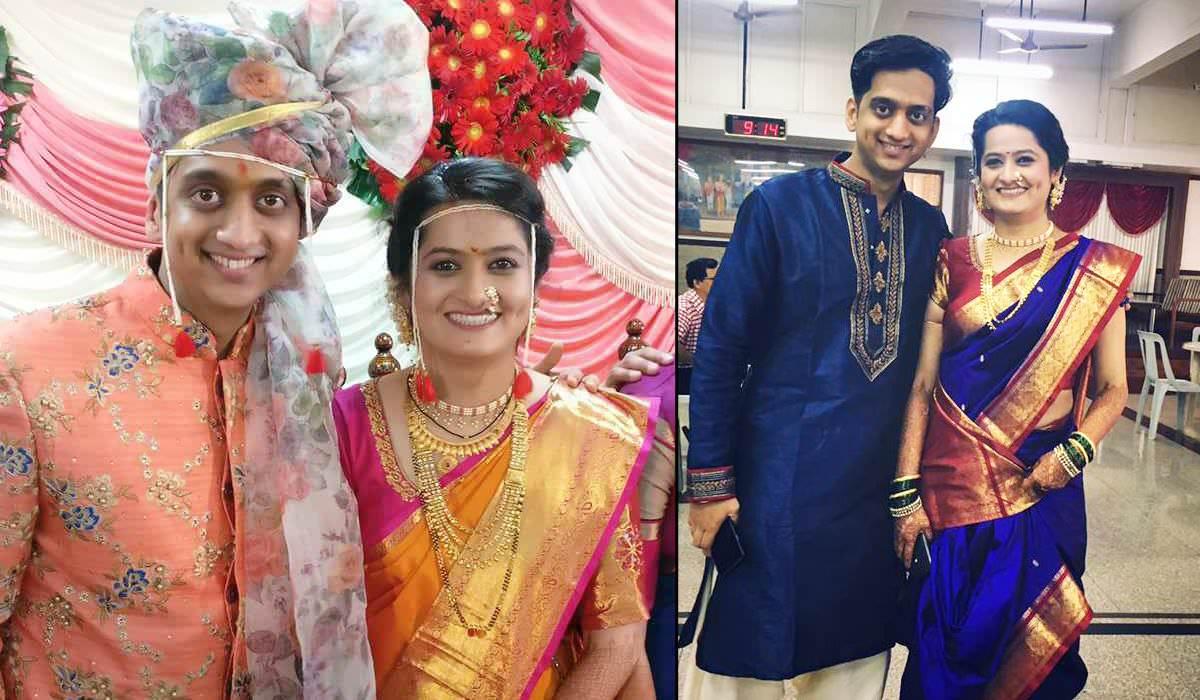 mruanal dusanis marriage wedding photos neerja more